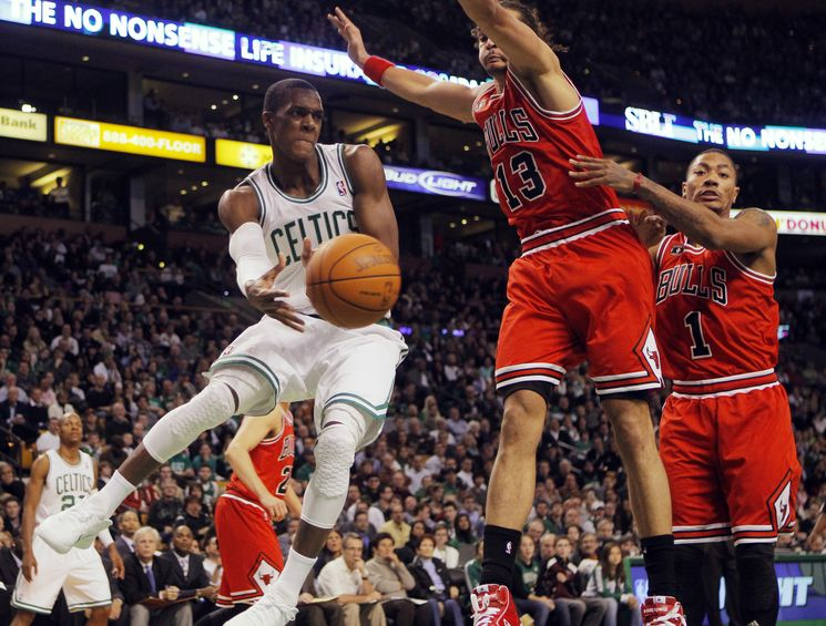 19 passes décisives pour Rajon Rondo face à Chicago