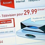 Fin des forfaits Internet illimités à 30euros