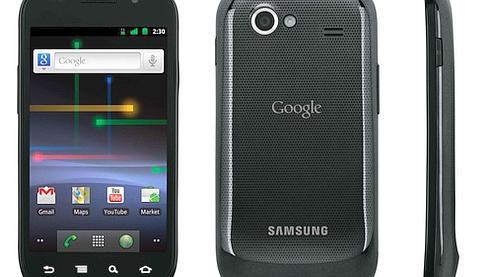Le logo de Samsung a remplacé celui de HTC.