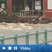 Inondations historiques à Cherbourg