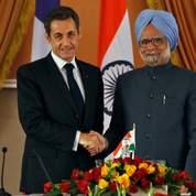 Inde : des contrats géants pour la France