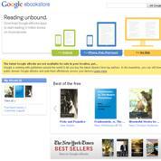 Google se lance dans la vente de livres