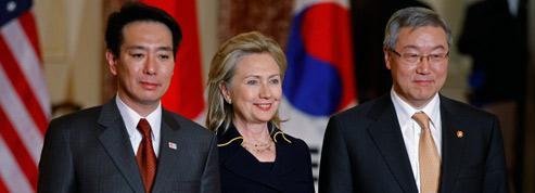 Washington appuie sur Pékin pour faire céder Pyongyang