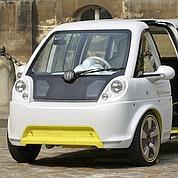 Nice : des voitures électriques à louer