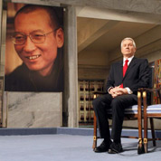 Nobel de la paix : la Chine ne décolère pas