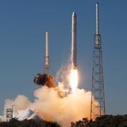 Une capsule privée lancée avec succès