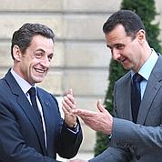 Sarkozy appelle Assad à jouer un rôle au Liban
