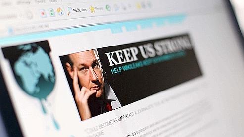 Les militants de Wikileaks ont faits des dégâts sur le site Internet de Mastercard.