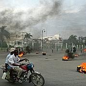 Haïti sous tension après les résultats du 1er tour