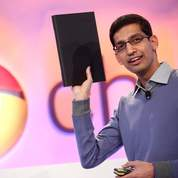 Google à l'offensive contre l'iPad