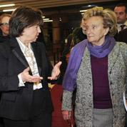 Quand Aubry reçoit Bernadette Chirac