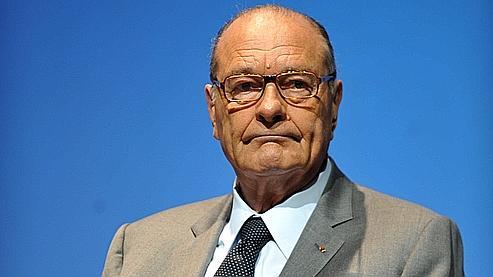 Jacques Chirac a toujours nié avoir eu connaissance d'un système de financement illicite du RPR.