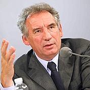 Le «top départ» de Bayrou pour 2012