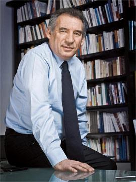 François Bayrou, qui sera réélu dimanche président du MoDem, veut «proposer de l'espoir, de la vérité, de l'enthousiasme pour reconstruire». (Nicolas Reitzaum/Le Figaro Magazine)