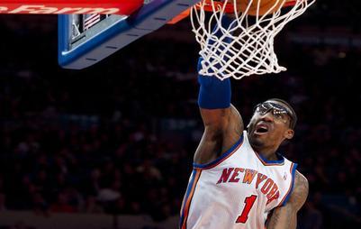 Amare Stoudemire, c'est le MVP du début de saison en NBA