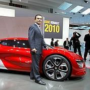 Profit record pour Renault