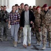 Afghanistan : les soldats allemands surpris