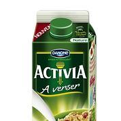 Danone lance Activia pour le petit déjeuner