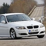 BMW 320d ED : sobriété sans la morosité