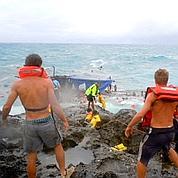 Australie : 27 morts dans un naufrage
