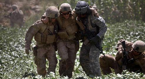 pourquoi il y a la guerre en afghanistan