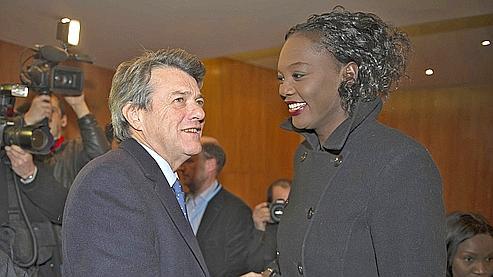 La semaine dernière, Jean-Louis Borloo avait reçu Rama Yade lors du «dîner républicain» qu'il organisait.