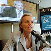France 24 : Christine Ockrent désavouée
