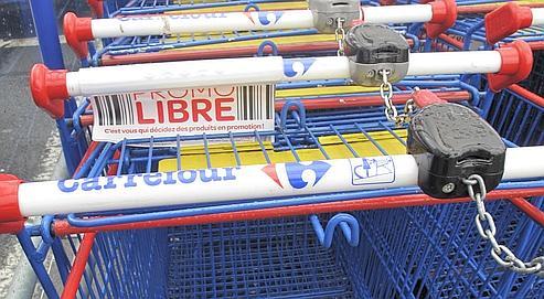 La réorganisation du modèle opérationnel Carrefour est la cause du mouvement social prévu samedi.