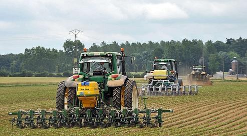 Embellie pour le revenu des agriculteurs en 2010