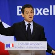 Euro : Sarkozy s'en prend à «DSK»