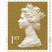 La tête d'Élisabeth II menacée par la Poste