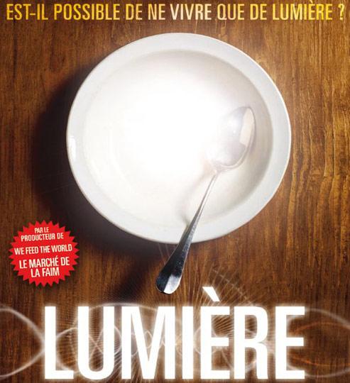 Lumière - Lumière - Est il possible de ne vivre que de lumière ?  [UL][DF]
