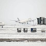Neige : le trafic revient peu à peu à la normale