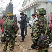 La Chine appelle les deux Corée au calme