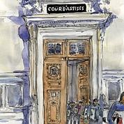 Le dessin de presse judiciaire en danger