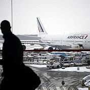 La neige va coûter 35 millions à Air France