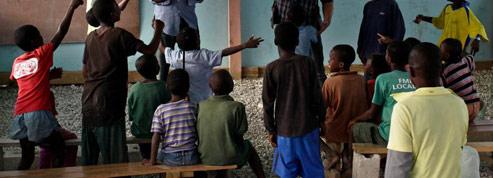 Les enfants haïtiens passeront Noël avec les parents adoptifs