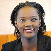 Yade, ambassadrice à l'Unesco
