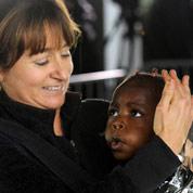Les enfants haïtiens sont arrivés en France
