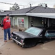 Des pluies diluviennes en Californie