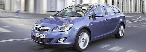Opel Astra Sports Tourer, du style et du coffre