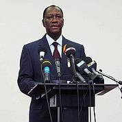Ouattara appelle l'armée à se rallier à lui