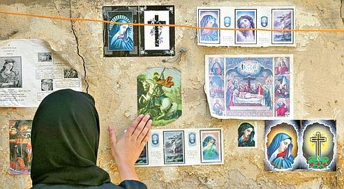 Prier et combattre. Les coptes sont les héritiers de l'Église d'Alexandrie fondée par l'évangéliste saint Marc.
