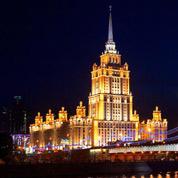 Un hôtel stalinien 5-étoiles