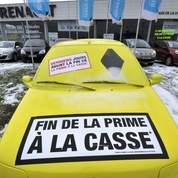 Le marché automobile sous pression en 2011