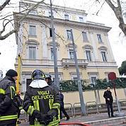 La Grèce visée par un colis piégé à Rome