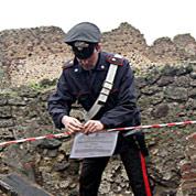 Italie: le délabrement des vestiges antiques