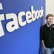 Facebook, troisième site le plus visité