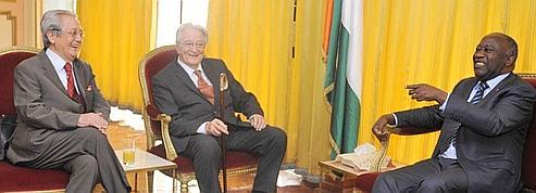 Me Vergès et Dumas en Côte d'Ivoire pour soutenir Gbagbo