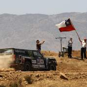 Le Dakar s'enracine en Amérique du Sud
